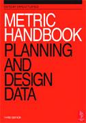 کتاب استانداردهای متریک طراحی فضای معماری